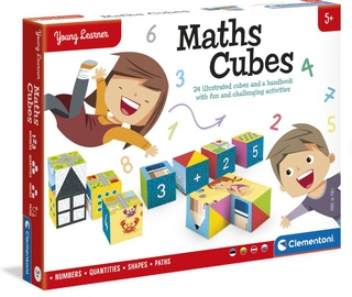 Žaidimas Matematikos kubeliai 50321