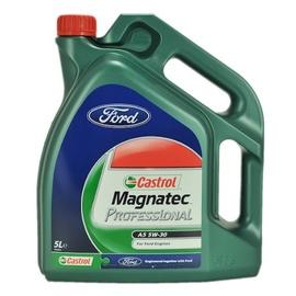 Машинное масло Castrol Magnatec Professional 0W - 20, синтетический, для легкового автомобиля, 5 л