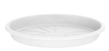 Поддон для вазона Domoletti STTE0024-110, белый, 240 мм