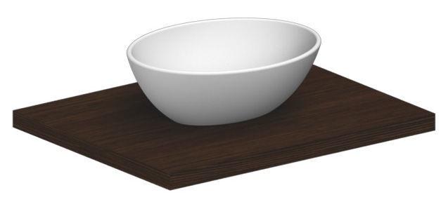 Scarabeo Ovo Washbasin 410x335mm White