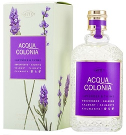 4711 Acqua Colonia Lavender & Thyme 170ml EDC Unisex