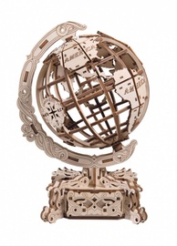 Wooden City 3D Puzzle World Globe 231pcs