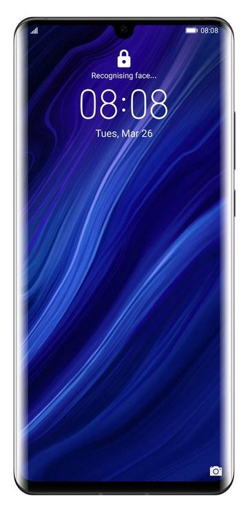 Mobilusis telefonas Huawei P30 Pro Black, 128 GB