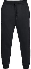 Under Armour Jogger Pants Rival Fleece 1320740-001 Black L