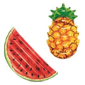 Pripučiamas plaustas Bestway Summer Fruit, 174 x 960 cm Assortment