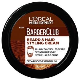 Pomada juustele L´Oreal Paris Men Expert Barber Club Beard & Hair Pomade 75ml
