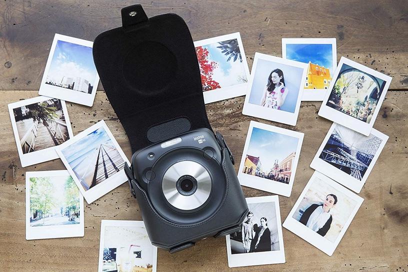 Õlakott Fujifilm Instax Square SQ10 Camera Case Black