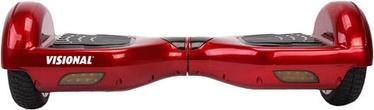 "Visional II VS-1193 6.5"" Red Pearl"