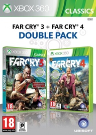 Far Cry 3 And Far Cry 4 Double Pack Xbox 360