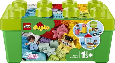 Конструктор LEGO Duplo Коробка с кубиками 10913, 65 шт.