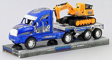 Tommy Toys Speed Truck Hot Power 418790