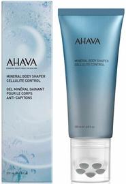 AHAVA Mineral Body Shaper Cellulite Control Gel 200ml