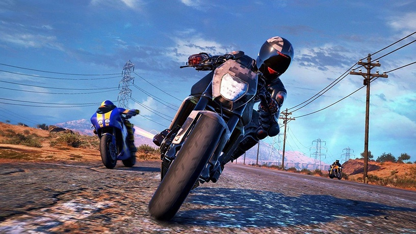 Moto Racer 4 Day One Edition PC