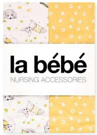 La Bebe Cotton Nursing Bed Set Funny Dogs 100x135cm