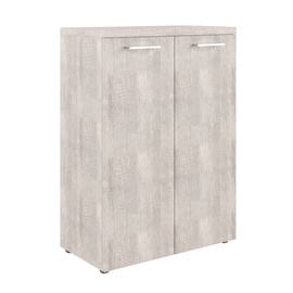 Skyland Office Bookshelf TMC 85.1 85.4x120.3x45.2cm Canyon Oak Z