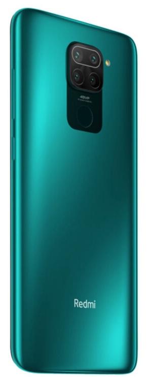 Мобильный телефон Xiaomi Redmi Note 9 2020, зеленый, 3GB/64GB