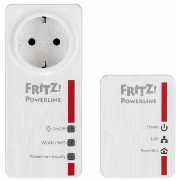 AVM FRITZ!Powerline 546E Set