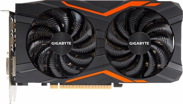 Gigabyte GeForce GTX1050 Ti G1 4GB GDDR5 PCIE GV-N105TG1 GAMING-4GD 1.0