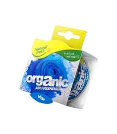 Automobilių oro gaiviklis Natural Fresh Organic Blue