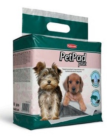 Padovan PetPad Plus Quilted Absorbent Pads For Dogs 60x60cm 10pcs