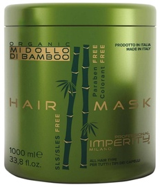 Imperity Professional Organic Midollo Di Bamboo Hair Mask Paraben Free 1000ml