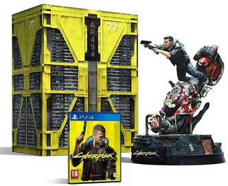 Cyberpunk 2077 Collector's Edition PS4