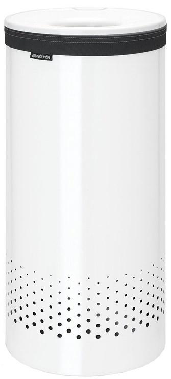 Brabantia Laundry Bin 35l White