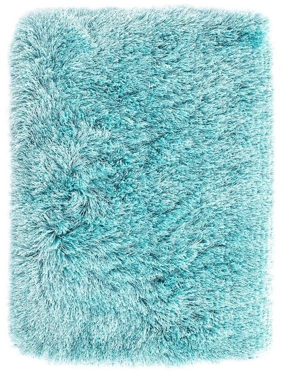 Paklājs AmeliaHome Floro, zila, 170x120 cm