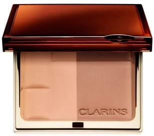 Clarins Bronzing Duo SPF 15 Mineral Powder Compact 10g 01