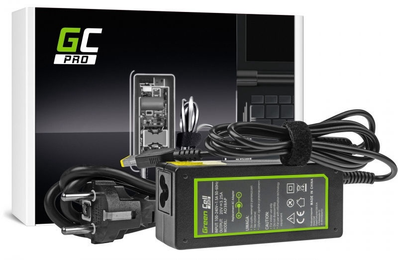 Green Cell Pro Charger AD38AP