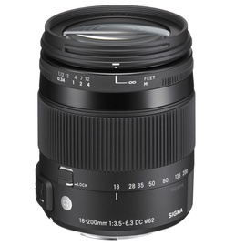 Sigma 18-200mm F3.5-6.3 DC HSM for Canon
