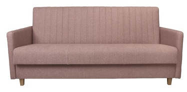 Black Red White Beira Sofa Pink