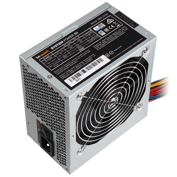 Be Quiet! System Power B9 300W BULK