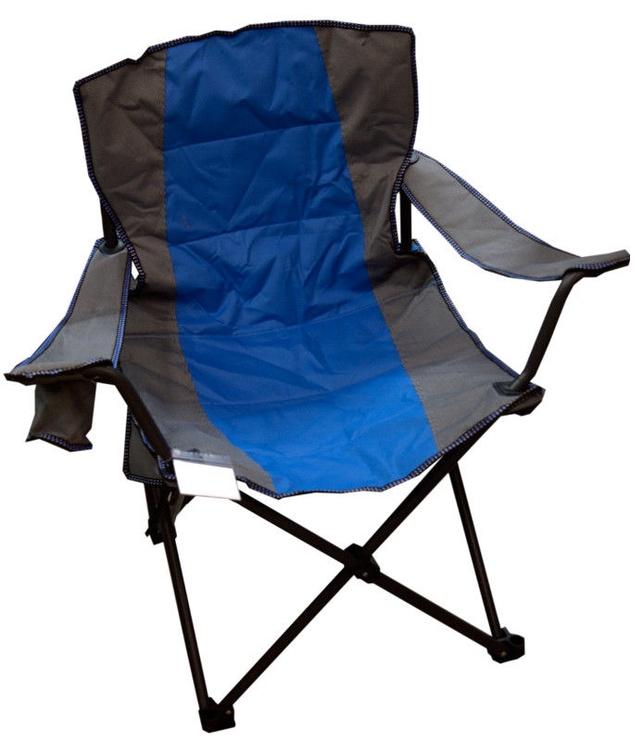 Besk Camp Chair Blue 65x93x100cm