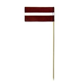 Karogs Latvijas 5x10cm