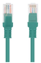 Lanberg Patch Cable UTP CAT5e 1m Green
