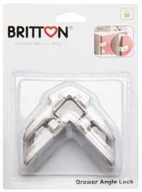 Britton Angle Lock 2pcs B1808