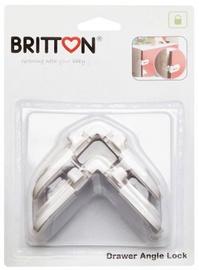Kaitse kapile Britton Angle Lock B1808, 2tk
