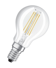 LED SP.OSRAM FIL.P45 4W E14 2700K 470 LM