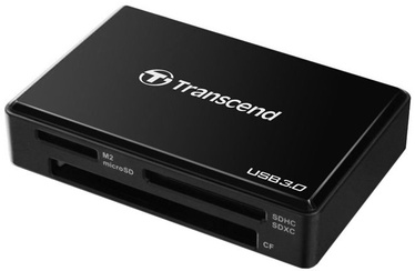 Transcend Multi-Card Reader RDF8 Black