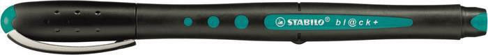 Stabilo Rollerball Pen Bl@ck 0.5mm Turquoise