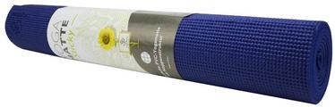 Uniplast Sticky Yoga Mat Dark Blue 185cm