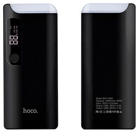 Ārējs akumulators Hoco Safe Torch B27 Black, 15000 mAh
