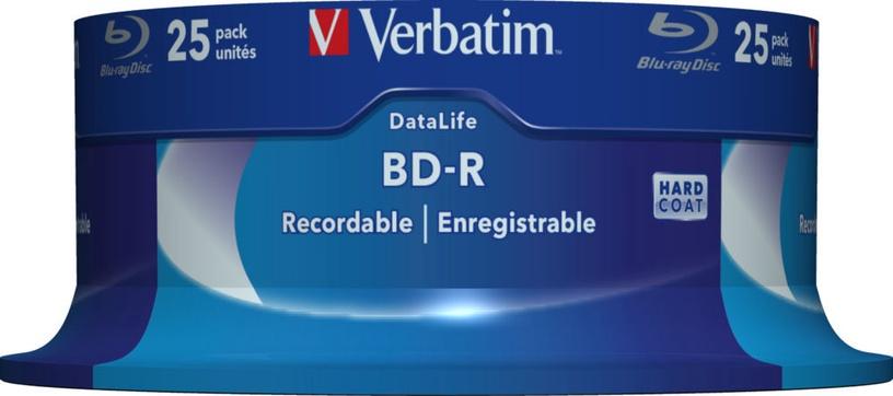 Verbatim 25x 25GB BD-R 6x 43837