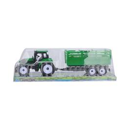 Rotaļlietu traktors un piekabe 501052113