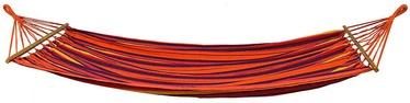 Võrkkiik Royokamp Standart 1019062, punane/kollane/oranž, 200 cm