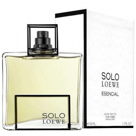 Tualetes ūdens Loewe Solo Esencial 50ml EDT