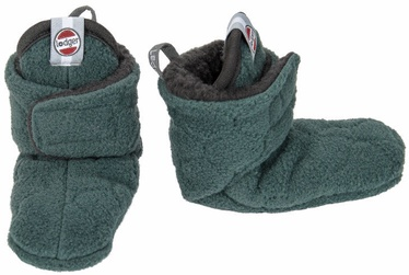 Lodger Fleece Booties BotAnimal Sage 6-12m