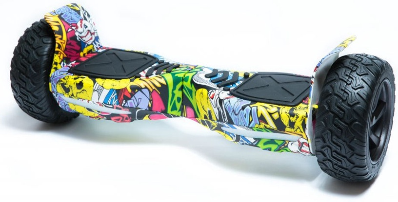 Visional Hoverboard 8.5'' With Bluetooth Sticker Boom