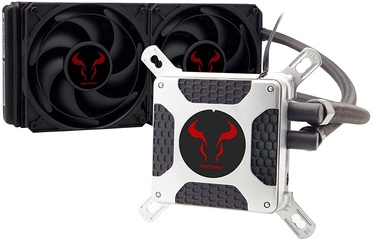 Riotoro BiFrost Liquid CPU Cooler 240mm TR-240